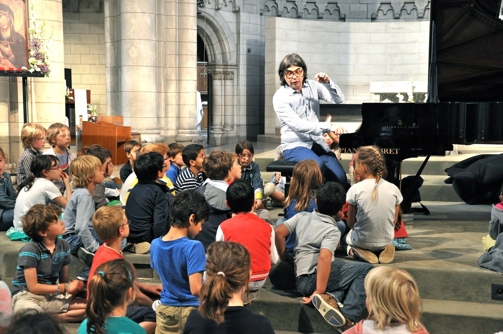 Piano recital, Brussels | June 2014